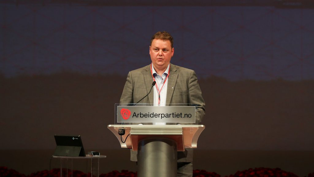 Runar Sjåstad snakker for Ap i Rovdyr.orgs valgkampspesial.